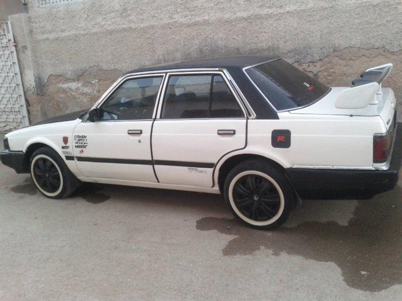 Honda Accord Tahun 1987 Modifikasi Honda Accord Tahun
