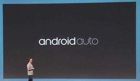 Google rilis Android Auto, sistem operasi Android di dasbord mobil Anda
