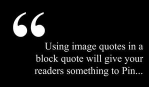 Cara Menambah Blok Kutipan (Blockquote) di Posting Blog