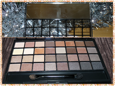 ELF 32pc eyeshadow palette