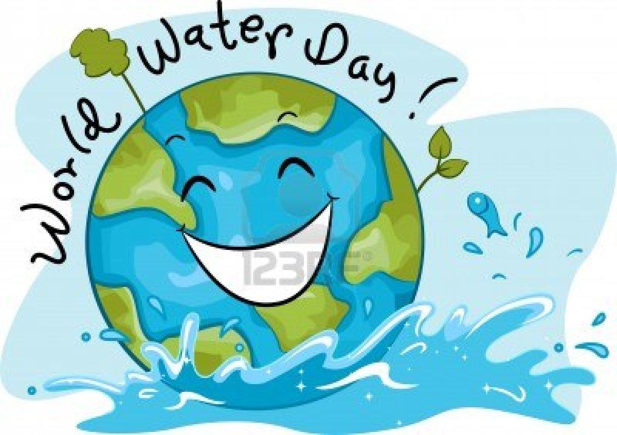 World Water Day Clip Art