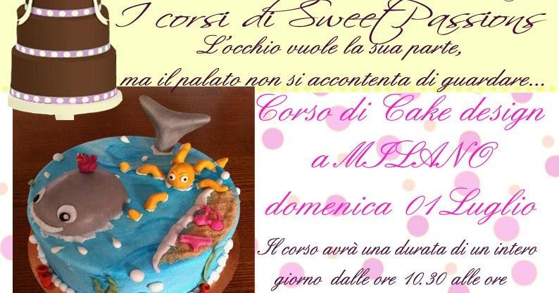 Corso Di Cake Design Milano Groupon : Corso di Cake Design con Monica Barbieri Eventi Milano