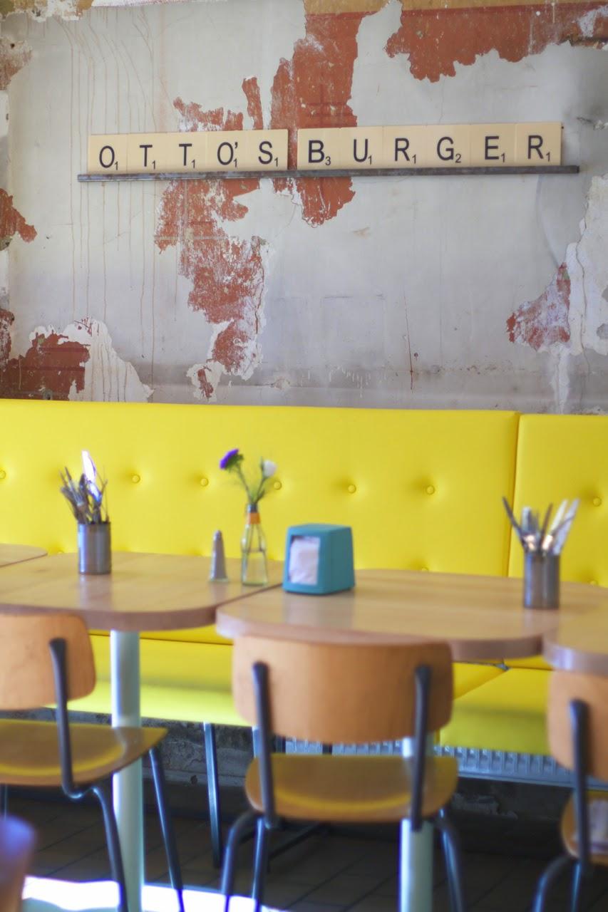 Lykkelig mein foodblog porridge pancakes breakfast for Ottos burger hamburg