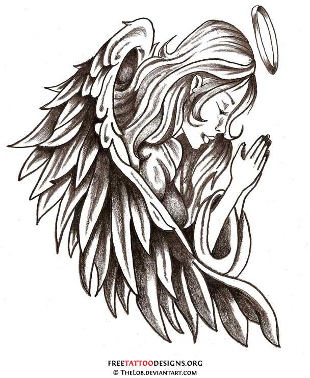 Angel Tattoo Designs Free Downloads Angel Tattoos Free Tattoo