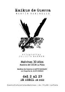 Poemas de Martín con xilografías de Julieta Warman