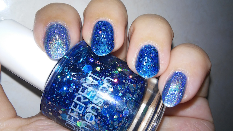 different dimension nail polish