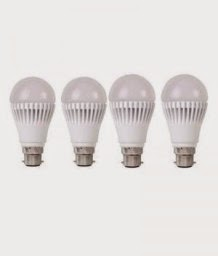 Buy 12 W LED Bulb Set Of 5 at Lowest Online at Rs.339 : Buy To Earn