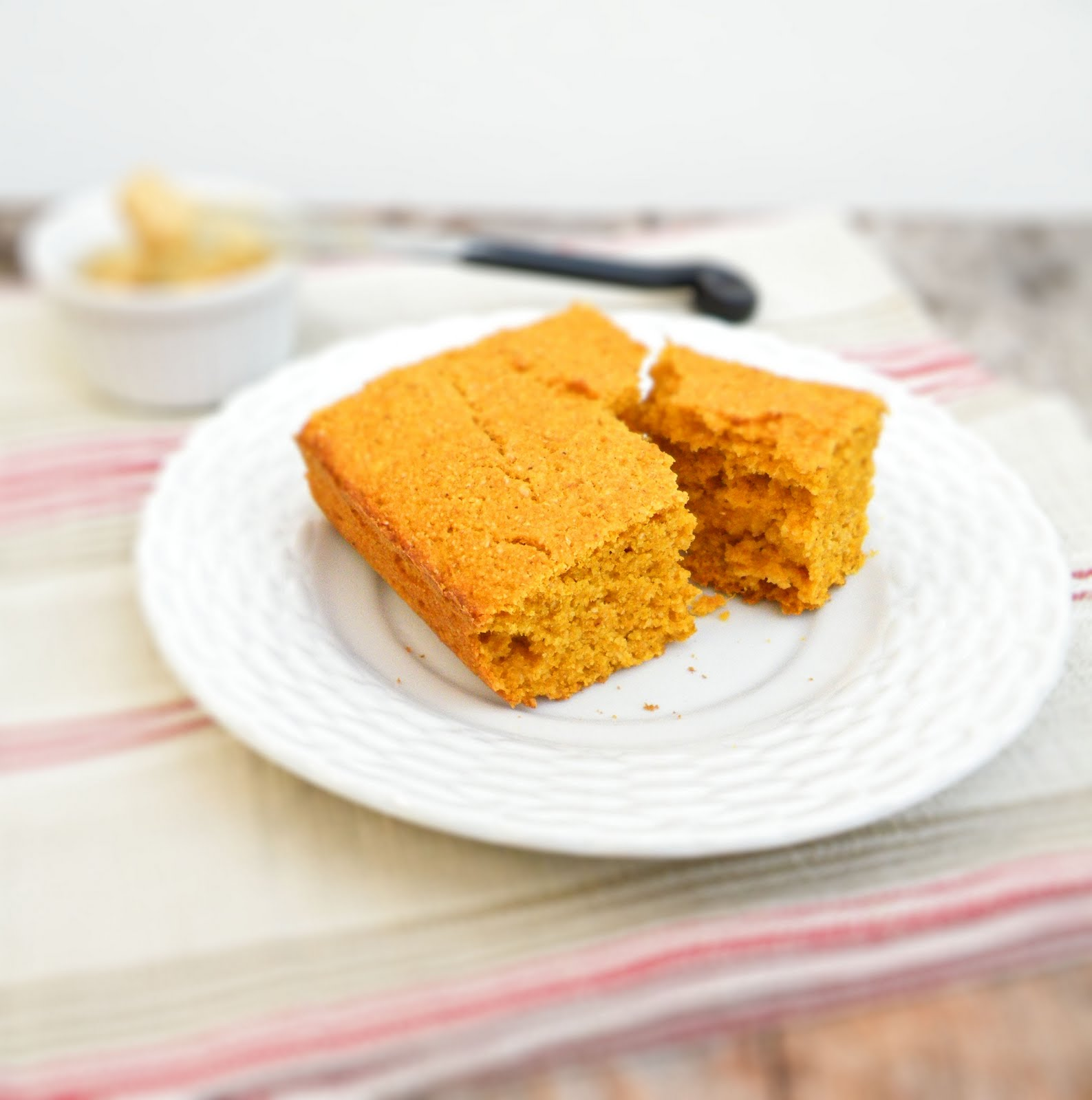 Vittles and Bits: Pumpkin Cornbread