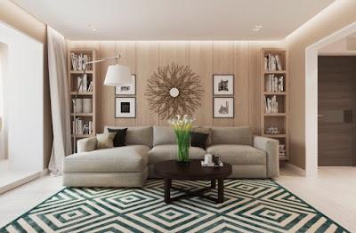 Ideias para decoração e design de interiores