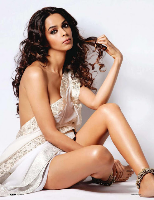Mallika Sherawat in FHM India April 2011 Issue