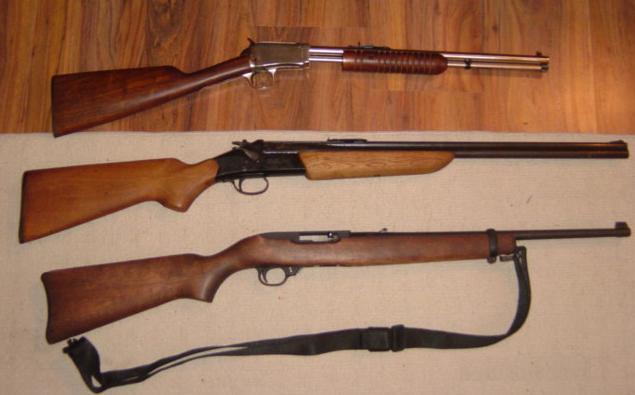 22 rifle 22 rifles