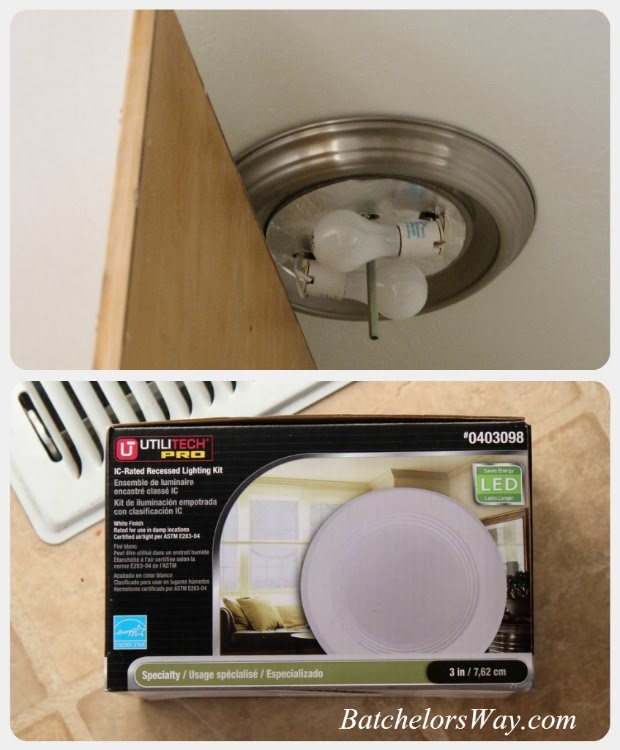Led Light Fixture For Utility Room: Batchelors Way: Laundry Room Lights
