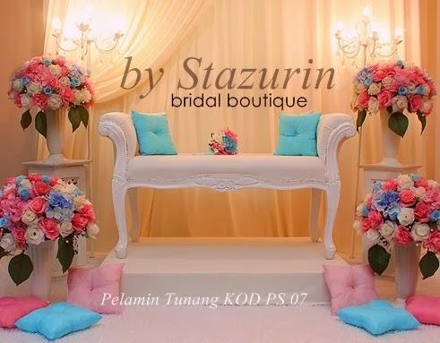 Pelamin+Tirai+Eksklusif+warna+Pastel+Pelamin+Tunang+Pelamin+Nikah
