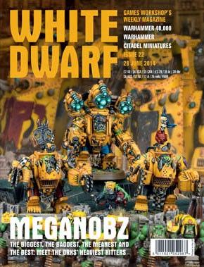 White Dwarf Weekly número 22 de junio