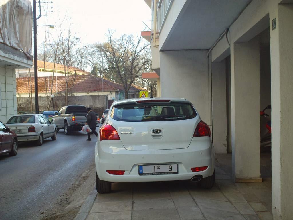 Πεζοδρομήσεις και αναπλάσεις μετέτρεψαν τις γειτονιές σε parking