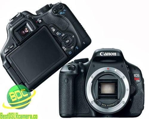 Canon EOS T3i, Affordable Best DSLR Camera with High-End Quality