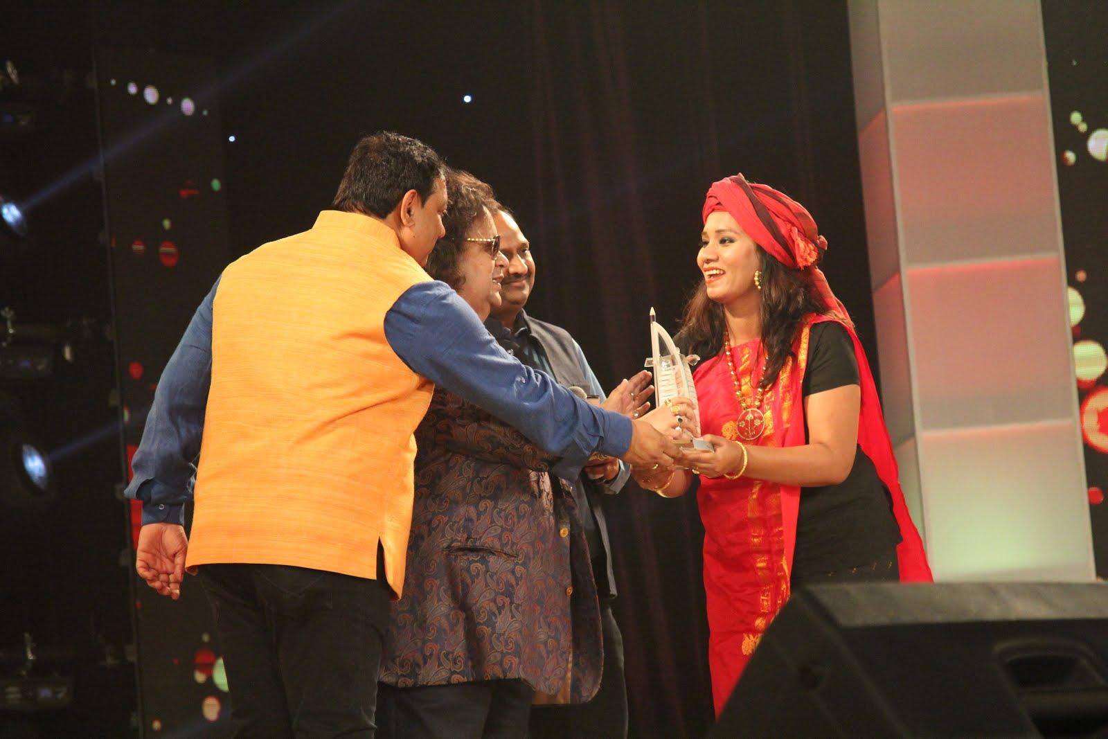 #BestBhojpuri#PlaybackSingerAward