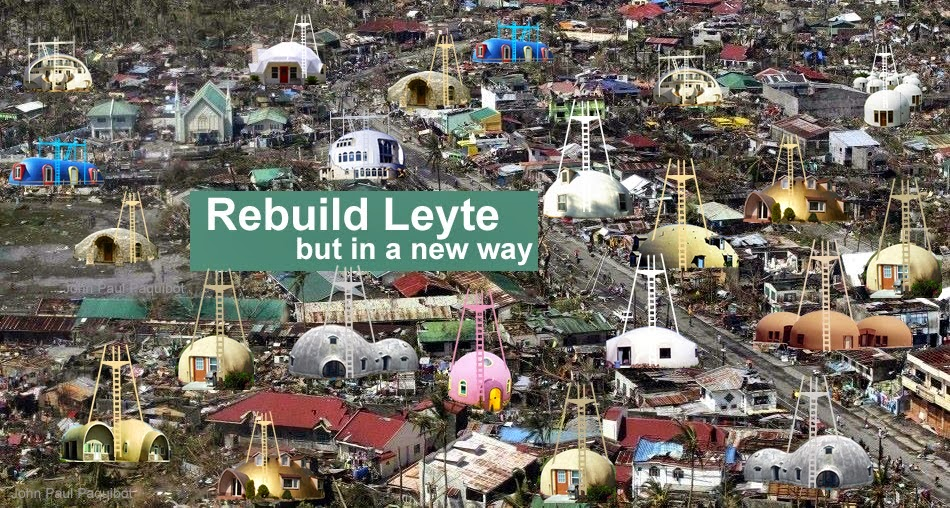 proxy - Kumusta na ang Rebuild Leyte Project? - Talk of the Town