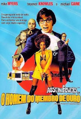 Assistir Austin Powers Em O Homem do Membro de Ouro Dublado Online HD