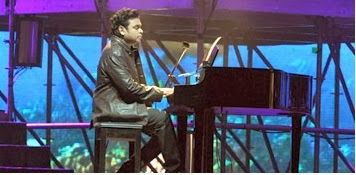 Rahmanishq Ahmedabad, A R Rahman, A R Rahman music photos, A R Rahman photos, A R Rahman live concert photos