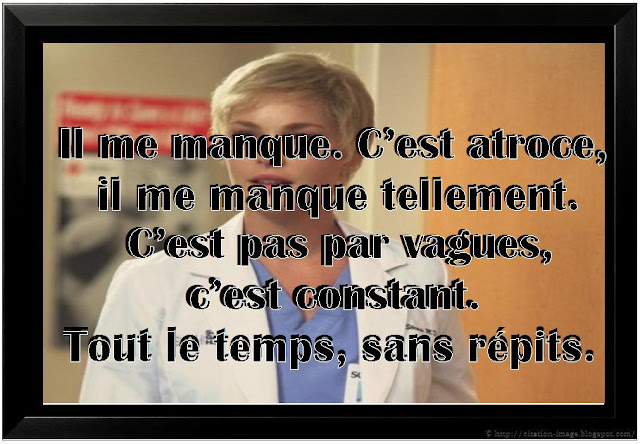 Citation triste film en image