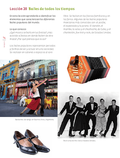 Bailes de todos los tiempos - Educación Artística Bloque 5to 2014-2015