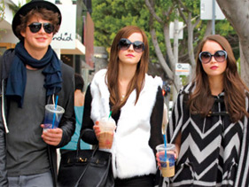 Emma Watson Steals Our Attention In 'Bling Ring' First Look