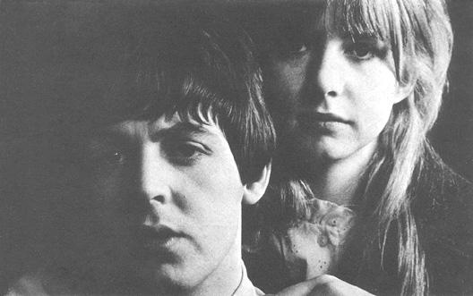Photoshoot Paul And Jane By Henry Grossman 1965