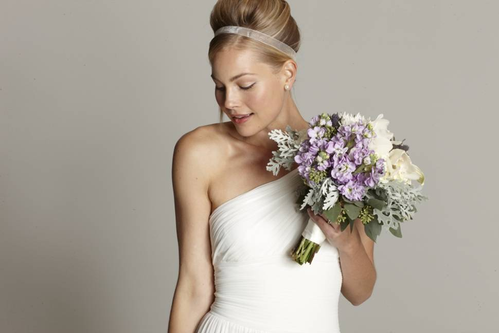 Bonton style virtual runway it s wedding season for Elder beerman wedding dresses