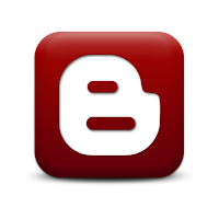 Blogger Red Logo