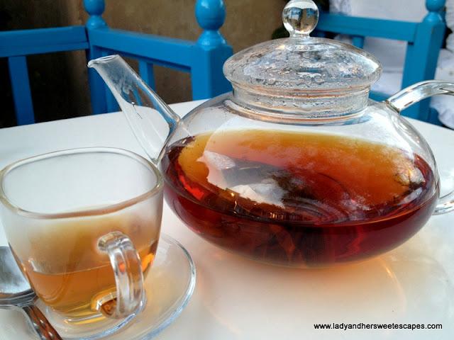 Arabian Tea House Chocolate Tea