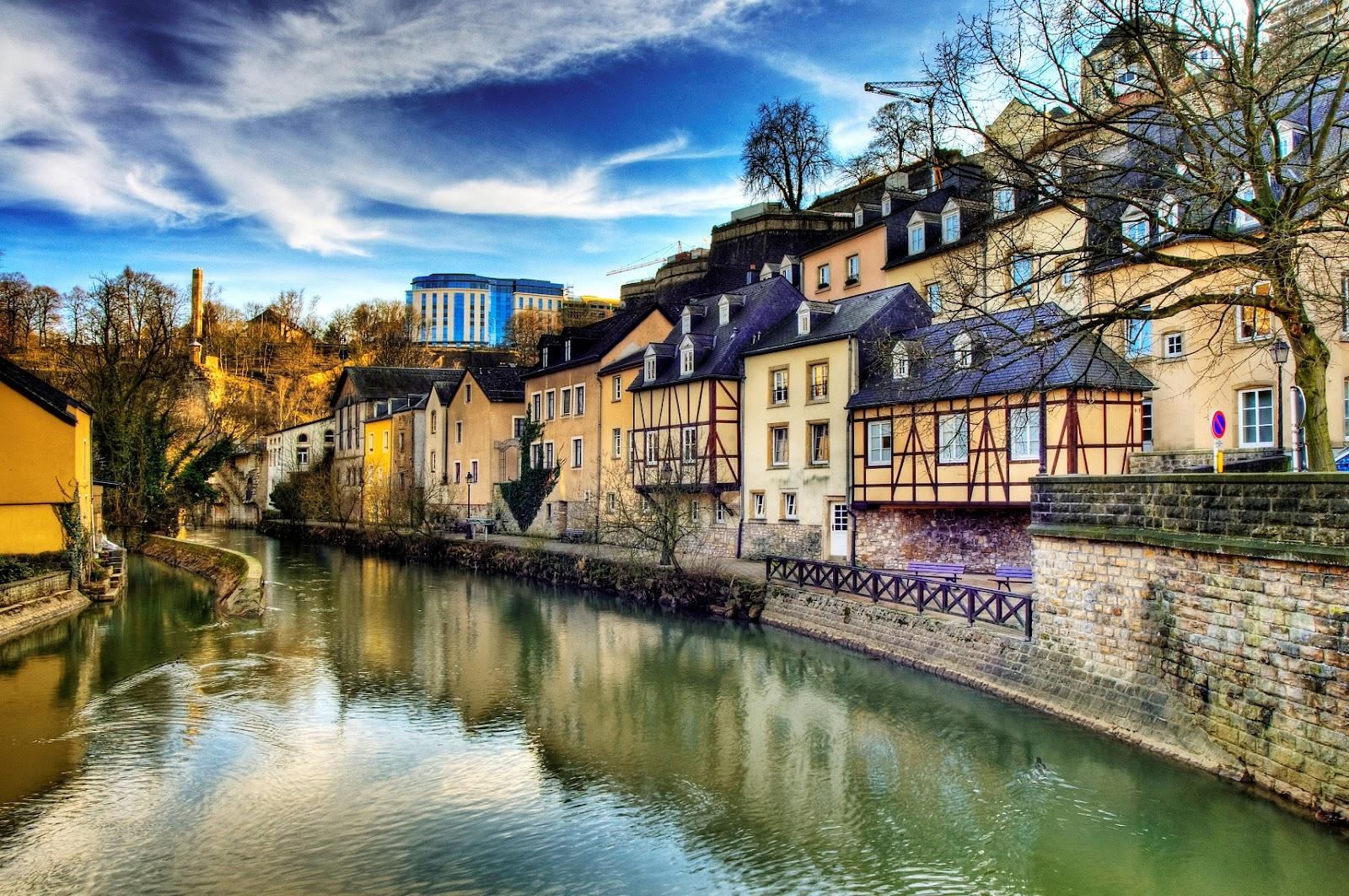 Luxembourg groussherzogtum l tzebuerg a voyage to - Piscine a esch sur alzette ...