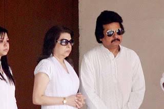 Bollywood celebrities at Yash Chopra's last darshan