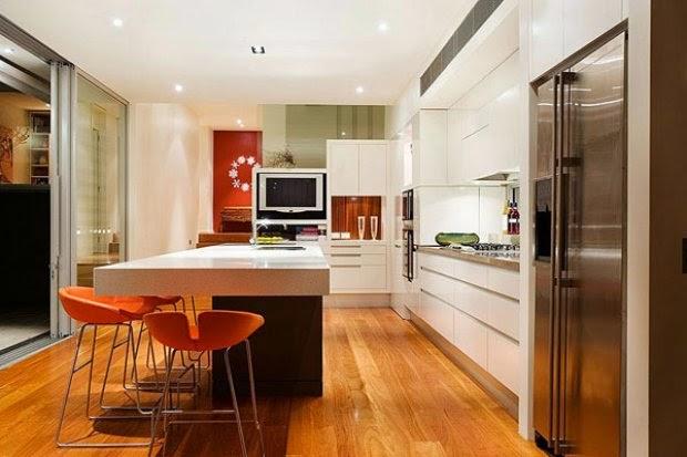 Cocinas Minimalistas - Minimalistas 2015