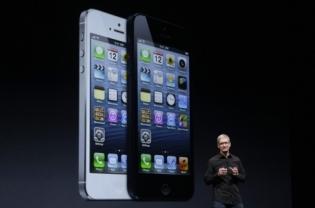 iPhone 5 Resmi Diluncurkan