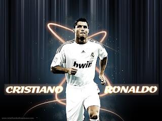 Cristiano Ronaldo Real Madrid Wallpaper 2011 2