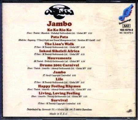 Osibisa - Jambo