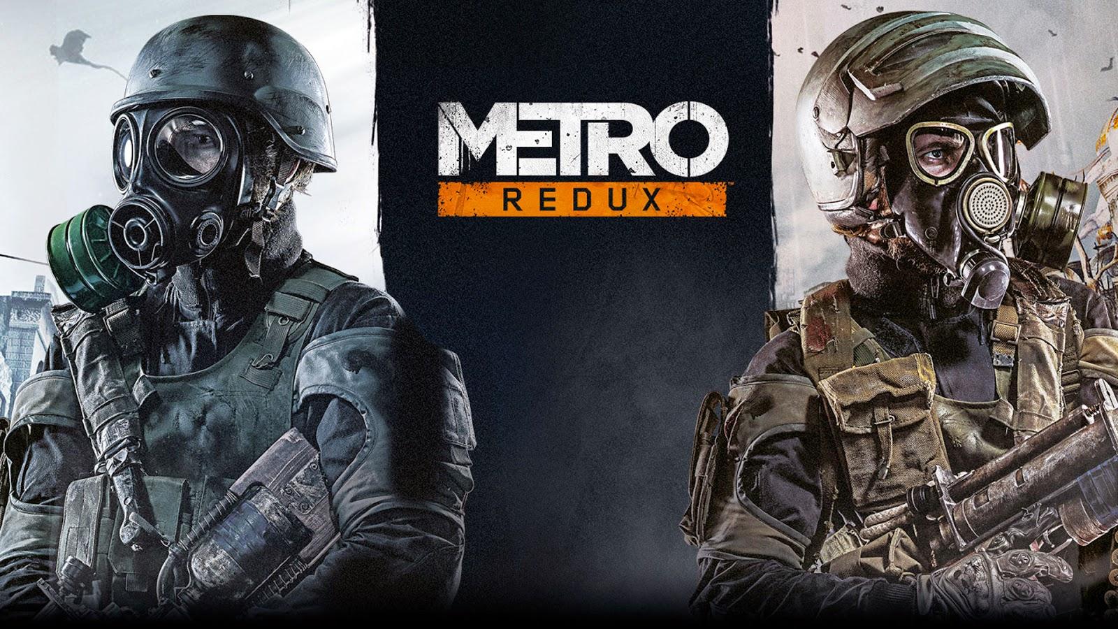 Metro Redux Wallpaper HD