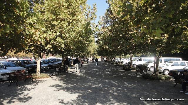 Estacionamento da Concha y Toro