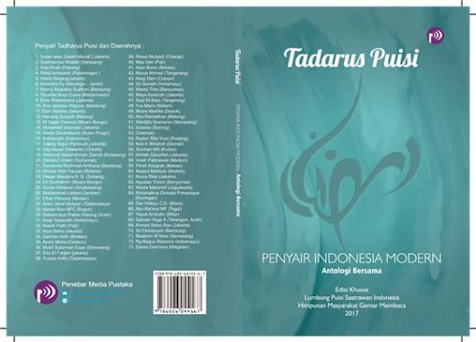 Antologi Bersama Nasional Tadarus Puisi