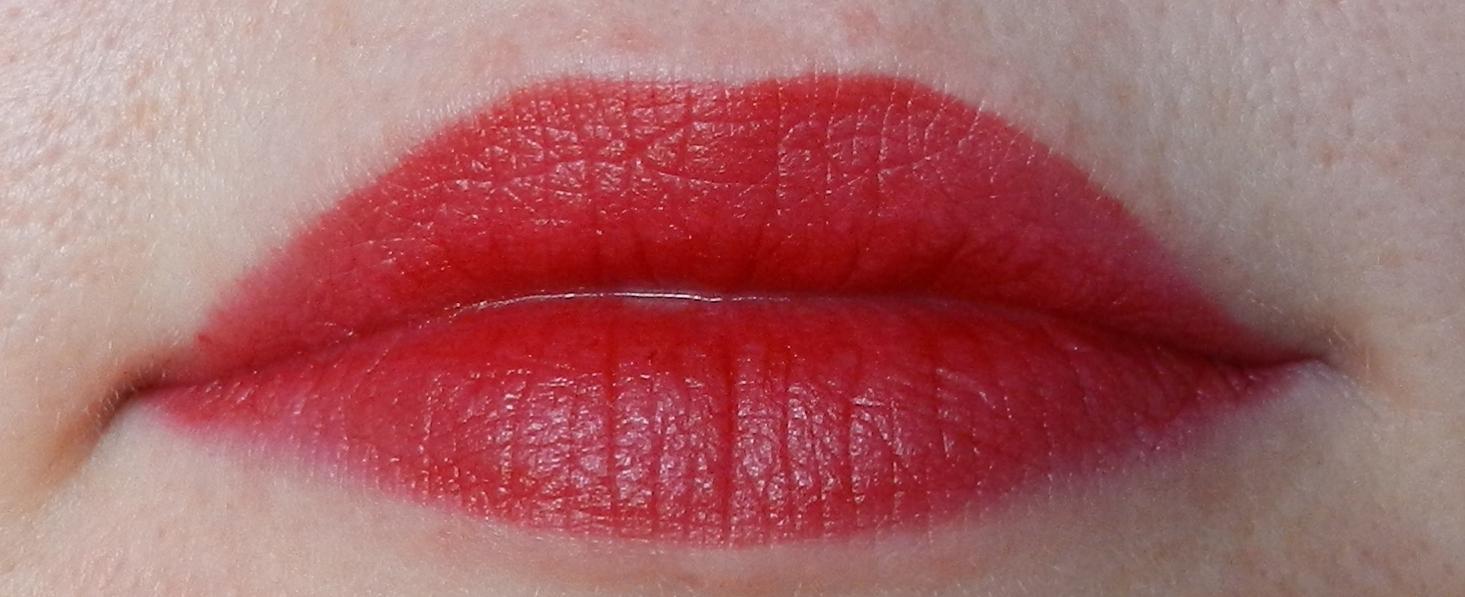 Bien connu Unfade what fades: Chanel Rouge Allure Velvet lipstick in La  XA21