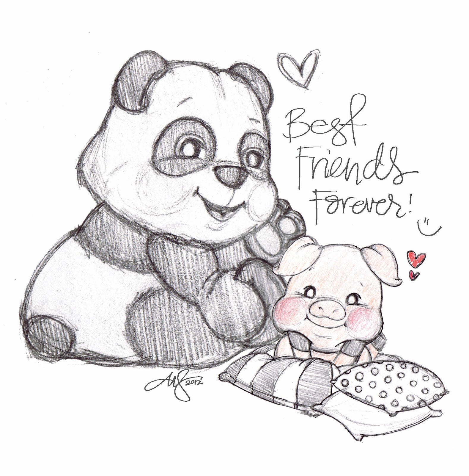 Simple Panda Drawings Images amp Pictures Becuo