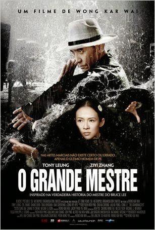 """Poster do filme """"O Grande Mestre"""""""
