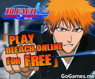 Bleach Online free-to-play MMORPG