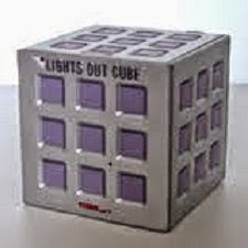 Lights Out Cube