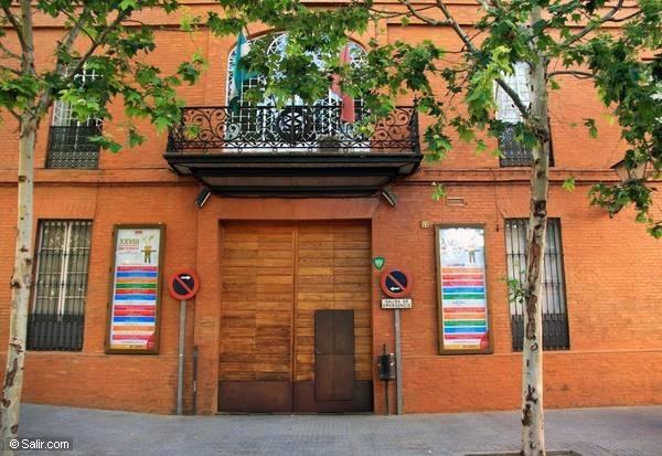 Teatros de sevilla sevilla for Sala 0 teatro sevilla