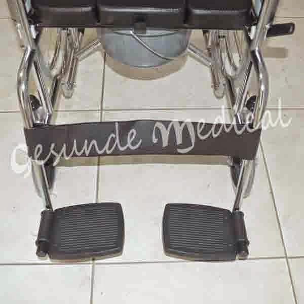 distributor kursi roda 2in1 fs609u serenity