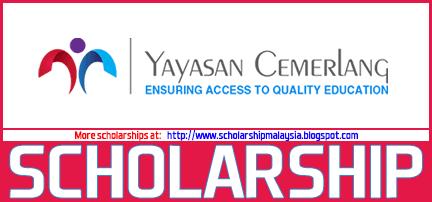 Yayasan Cemerlang MBA Scholarship | Biasiswa