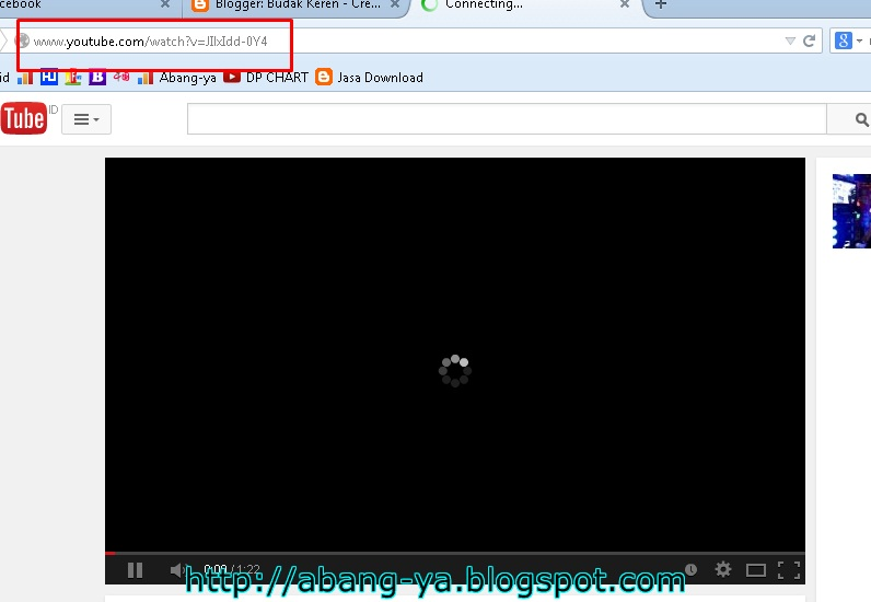 Screenshot 1 Cara Mendownload Video di Youtube Tanpa Software
