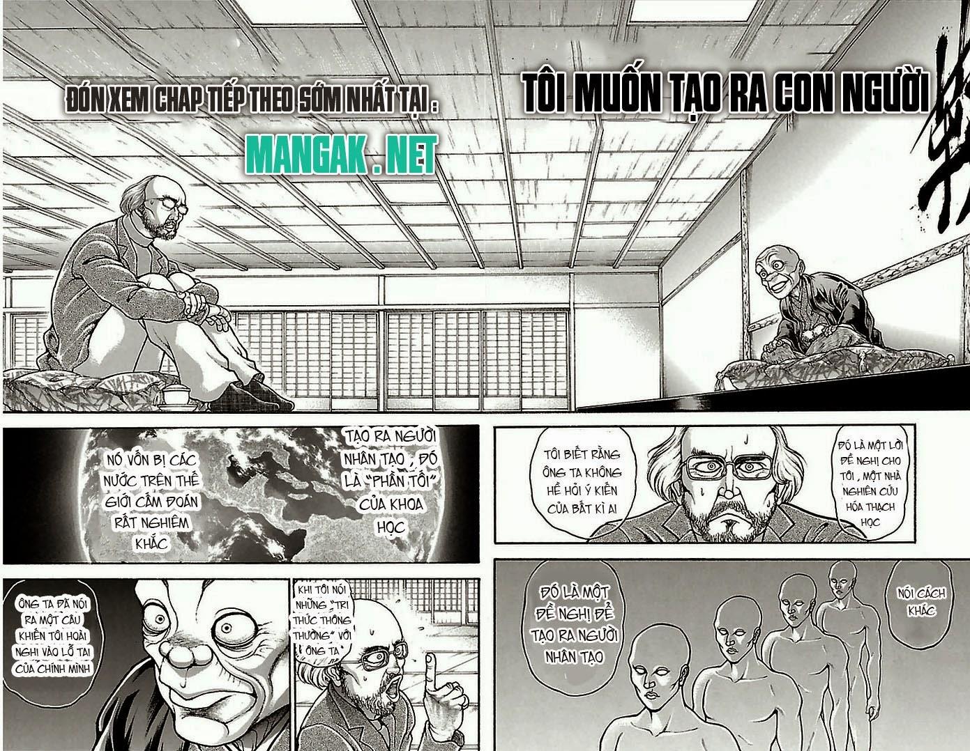 Baki Dou chap 5 Trang 13 - Mangak.info